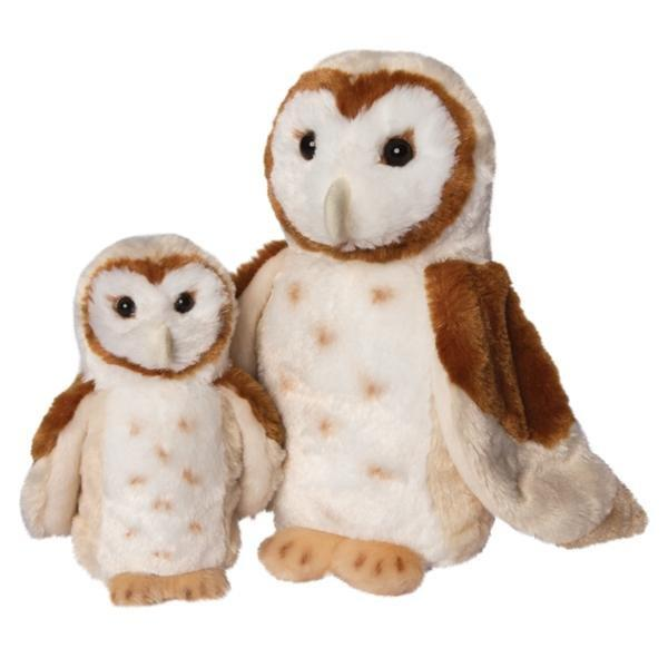Cuddle Toys Rafter Barn Owl Activity  - Douglas