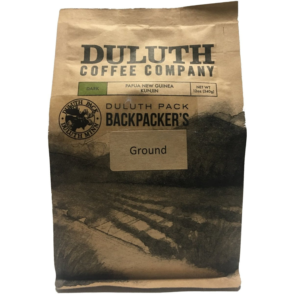 Duluth Coffee Company Roasted Coffee Coffee Backpackers - Ground - Duluth Coffee Company