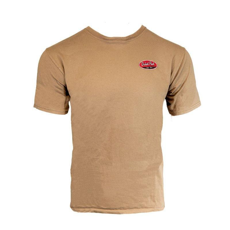Duluth Pack Float Plane T-Shirt Shirt Tan / Small - Duluth Pack Apparel