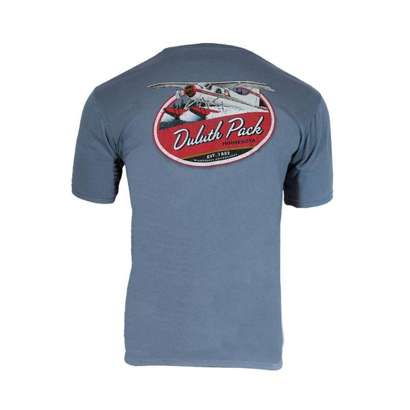 Duluth Pack Float Plane T-Shirt Shirt  - Duluth Pack Apparel
