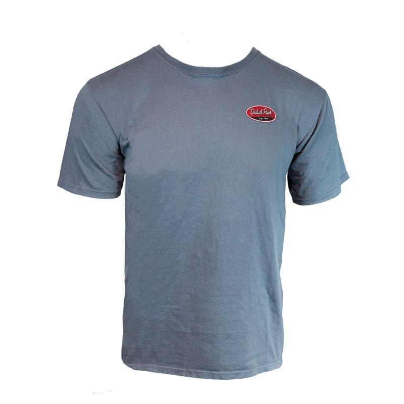 Duluth Pack Float Plane T-Shirt Shirt Blue / Small - Duluth Pack Apparel