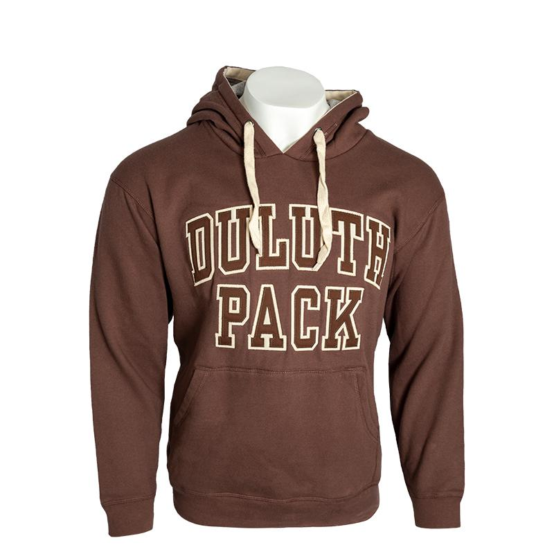 Duluth Pack Twill Sweatshirt Sweatshirt Coffee / Small - Duluth Pack Apparel