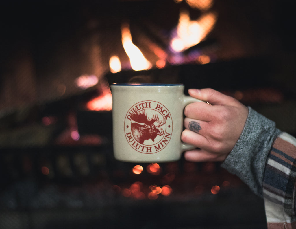 Logo Red Wing Mug