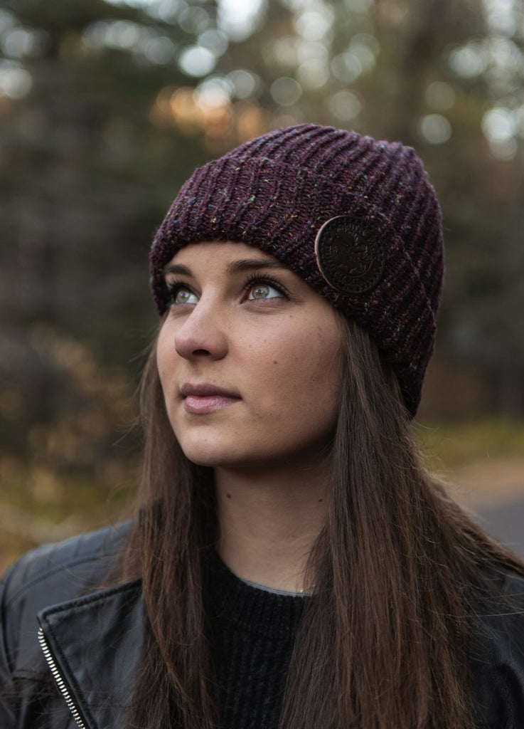 Fleck Logo Beanie Apparel  - Duluth Pack Apparel