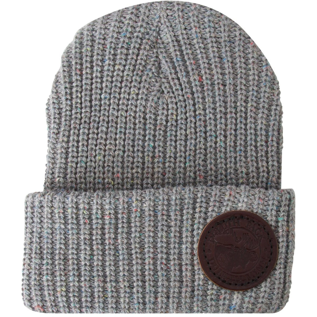 Fleck Logo Beanie Apparel Blue - Duluth Pack Apparel