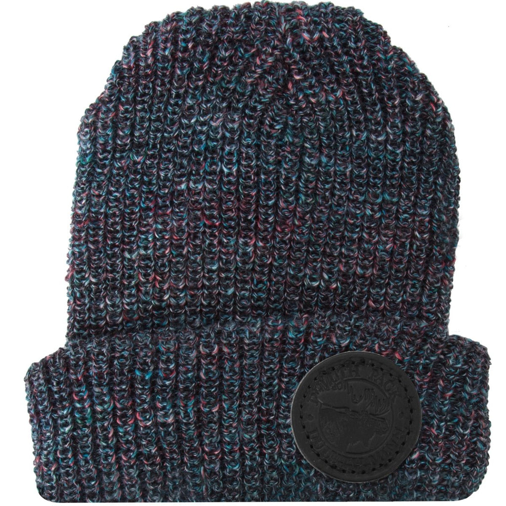 Fleck Logo Beanie Apparel Teal - Duluth Pack Apparel