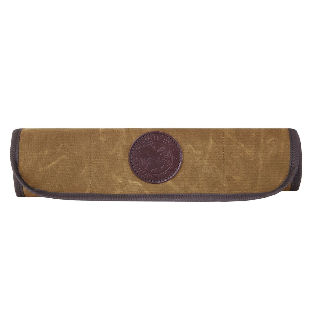 Gun Cleaning Pad Hunting Waxed Khaki - Duluth Pack - Made to Order