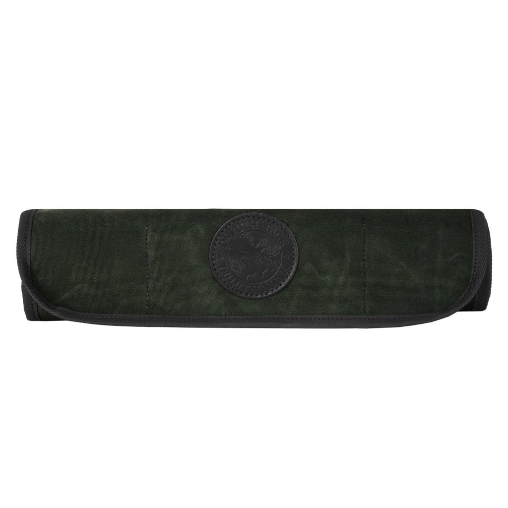 Gun Cleaning Pad Hunting Waxed Olive Drab - Duluth Pack - Made to Order