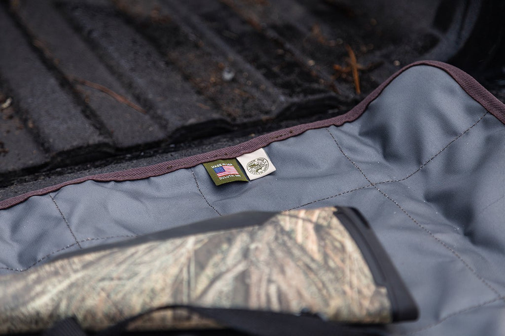 Gun Cleaning Pad Hunting  - Duluth Pack - Made to Order