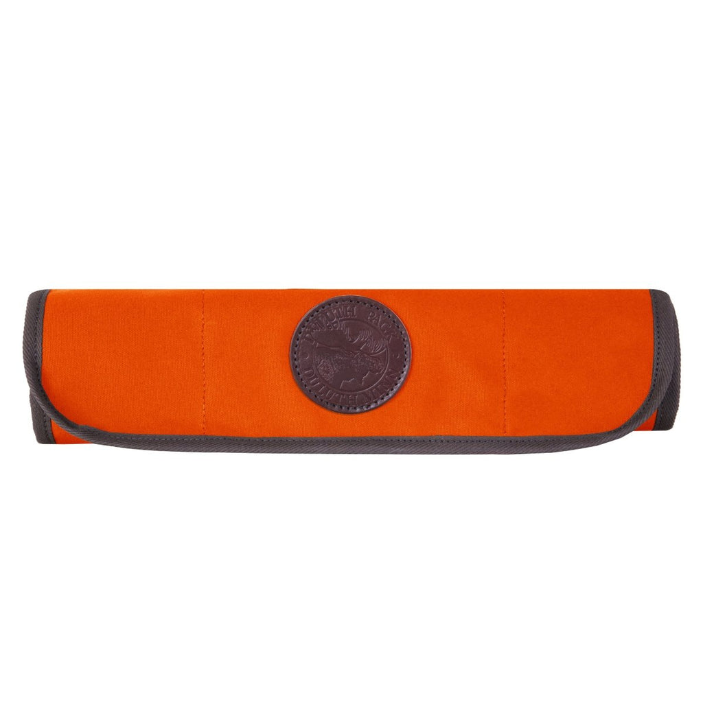 Gun Cleaning Pad Hunting Hunters Orange - Duluth Pack - Made to Order