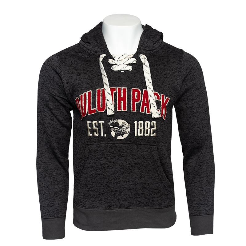 Hockey Hoodie Apparel Small / Black - Duluth Pack Apparel
