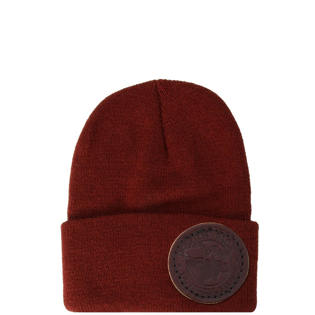 Infant Logo Beanie Apparel Burgundy - Duluth Pack Apparel