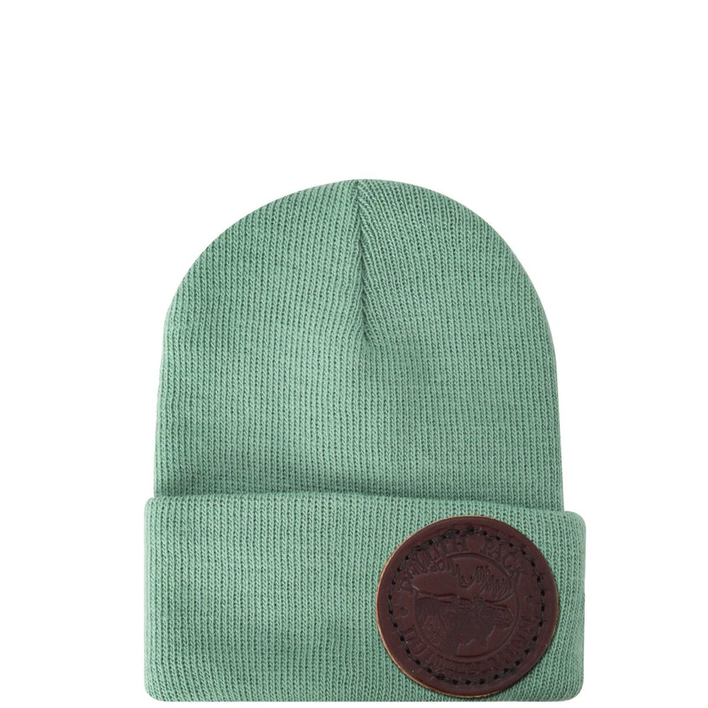 Infant Logo Beanie Apparel Mint - Duluth Pack Apparel