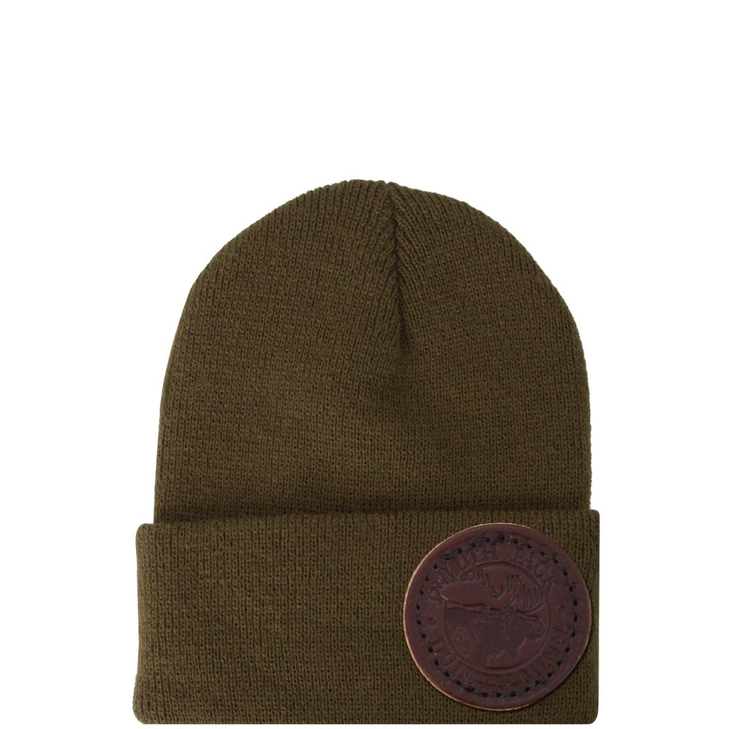 Infant Logo Beanie Apparel Green - Duluth Pack Apparel