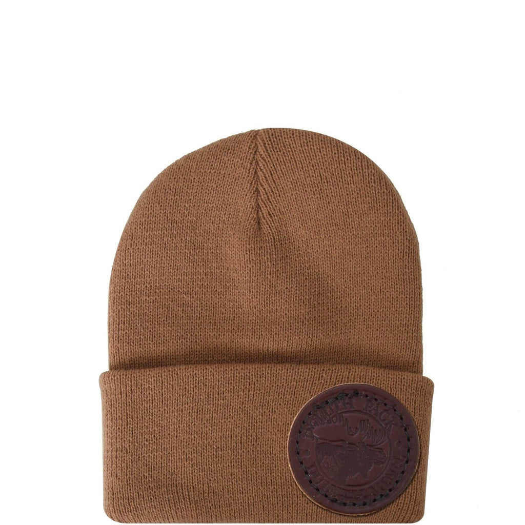 Infant Logo Beanie Apparel Taupe - Duluth Pack Apparel