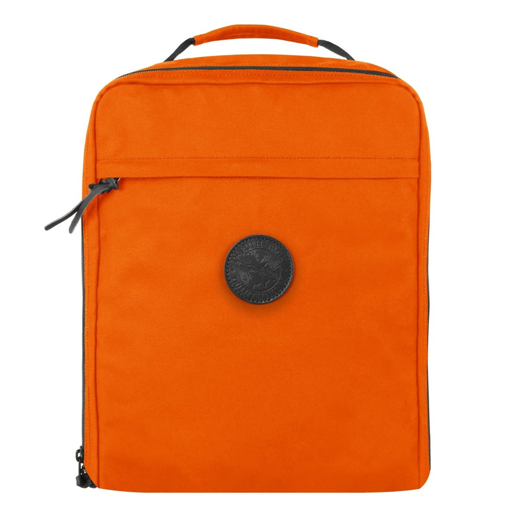 Jet-Setter Duffel Hunters Orange - Duluth Pack