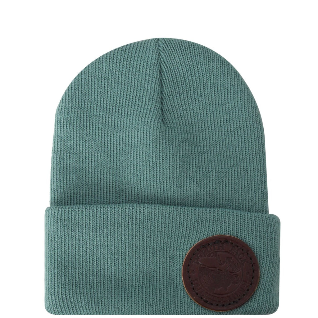 Kids Logo Beanie Apparel Blue - Duluth Pack Apparel