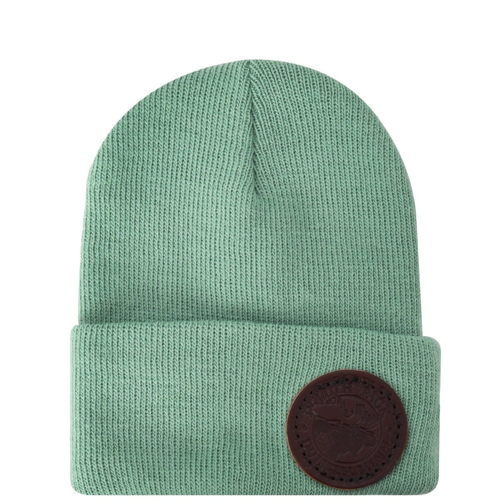 Kids Logo Beanie Apparel Mint - Duluth Pack Apparel