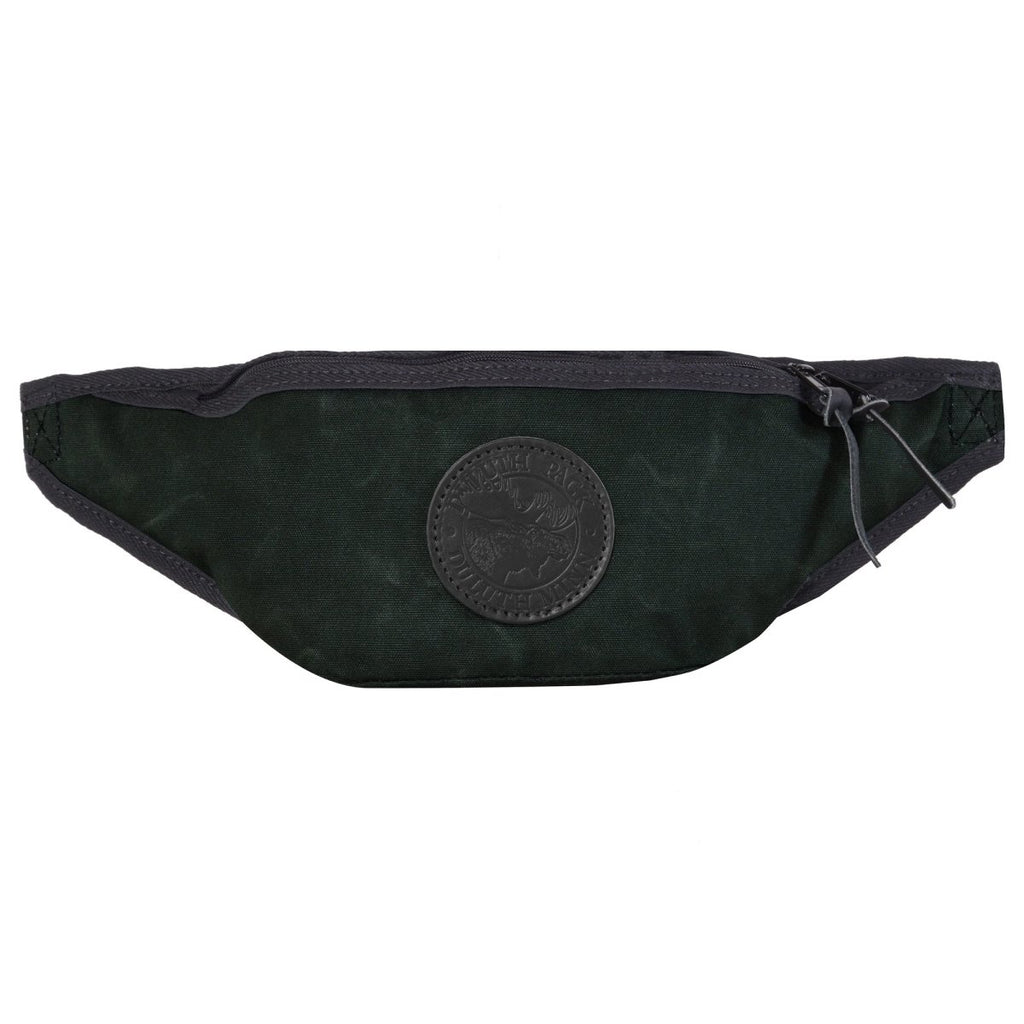 Large Fanny Pack Bags Waxed Olive Drab - Duluth Pack