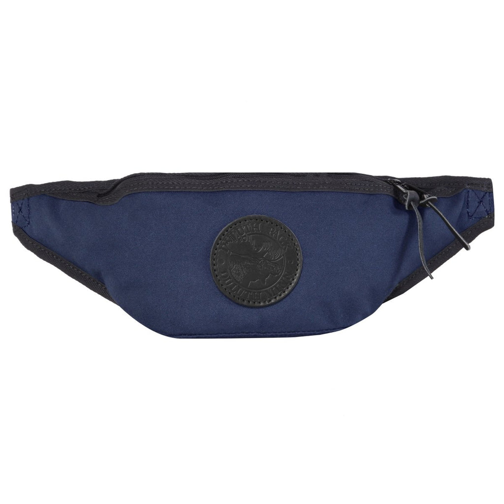 Large Fanny Pack Bags Navy - Duluth Pack