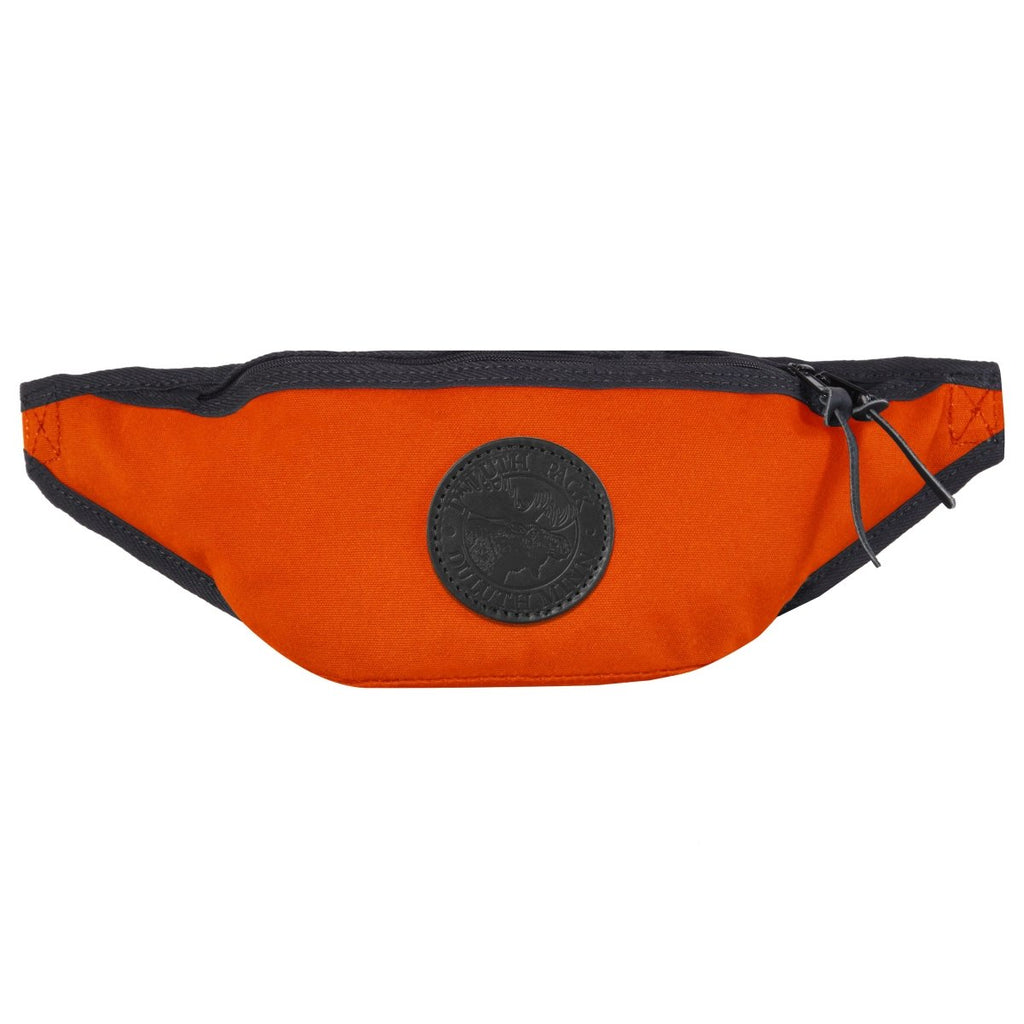 Large Fanny Pack Bags Hunters Orange - Duluth Pack