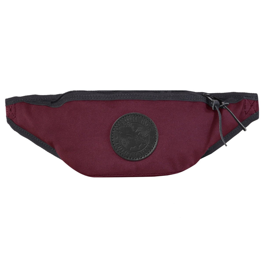 Large Fanny Pack Bags Burgundy - Duluth Pack