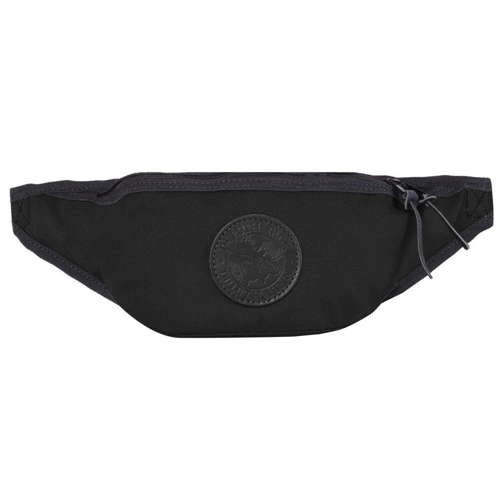 Large Fanny Pack Bags Black - Duluth Pack