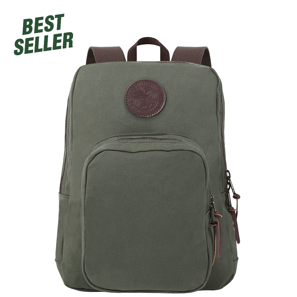 Large Standard Backpack Backpack Olive Drab - Duluth Pack