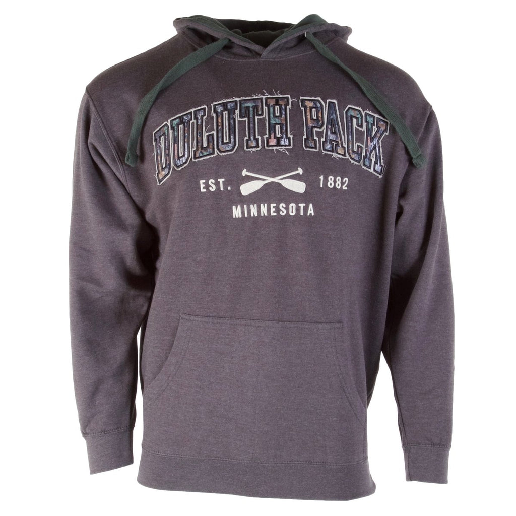 Men's Camo Sweatshirt Apparel Small - Duluth Pack Apparel