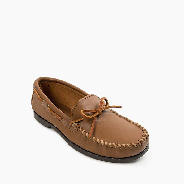 Men's Camp Moc Men's Footwear Maple / 8 - Minnetonka Moccasin