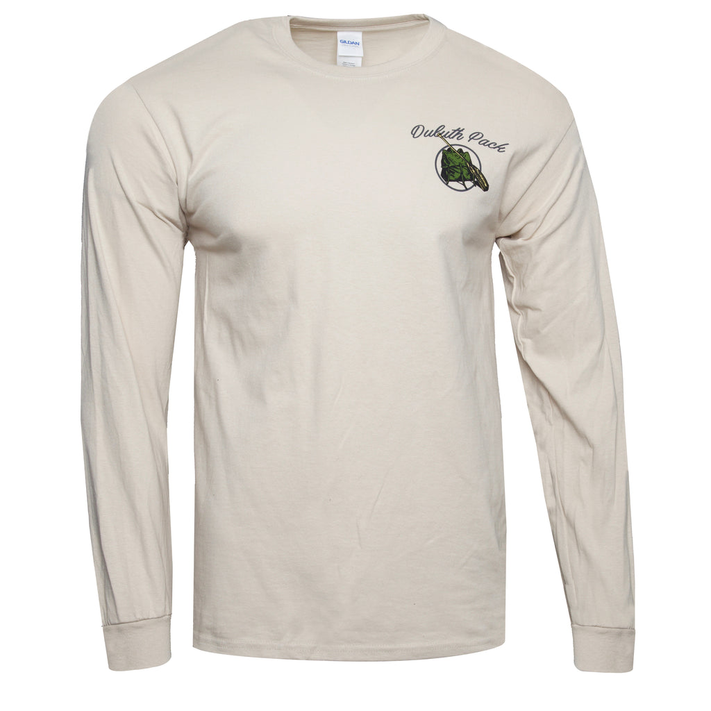 Men's Canoe Pack Long Sleeve