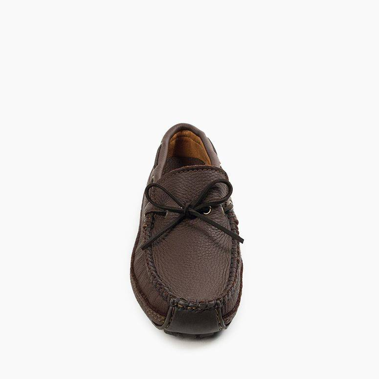 Men's Moosehide Weekend Moc Men's Footwear  - Minnetonka Moccasin