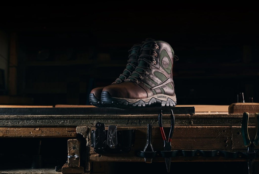 Merrell x Duluth Pack Common Threads Steel-Toe Moab Boot Boot  - Merrell