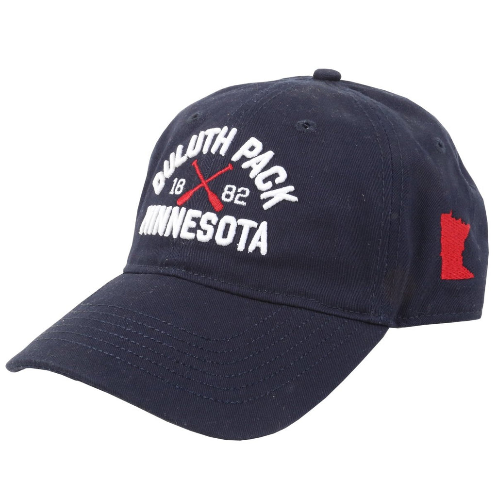 Minnesota Paddle Hat Apparel Navy - Duluth Pack Apparel