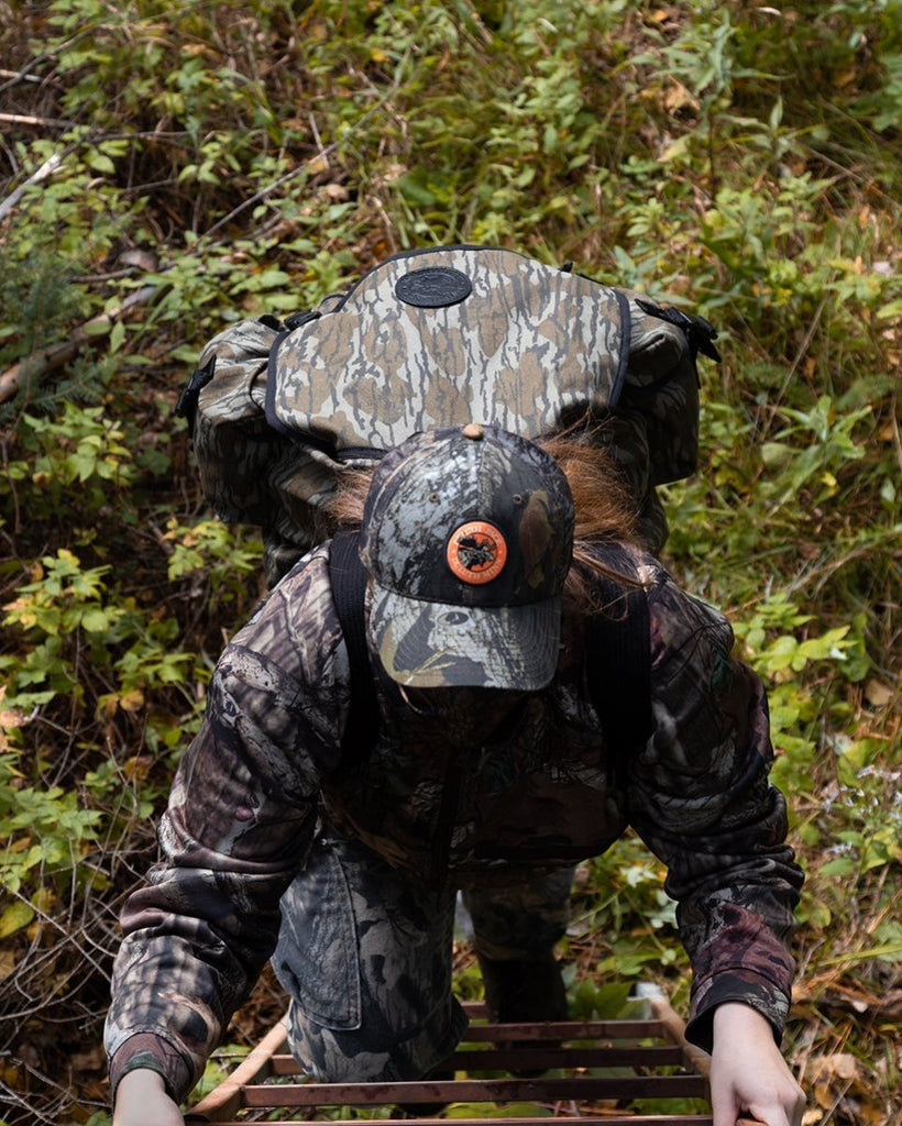 Mossy Oak Bottomland Quiet Rambler Packs  - Duluth Pack