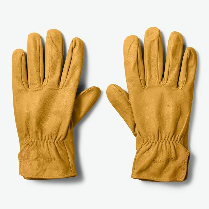 Original Goat Skin Gloves Gloves Small - Filson