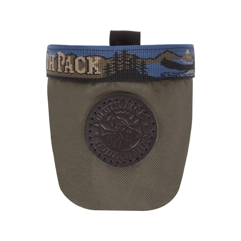 Pet Treat Bag Sale Olive Drab - Bison Designs