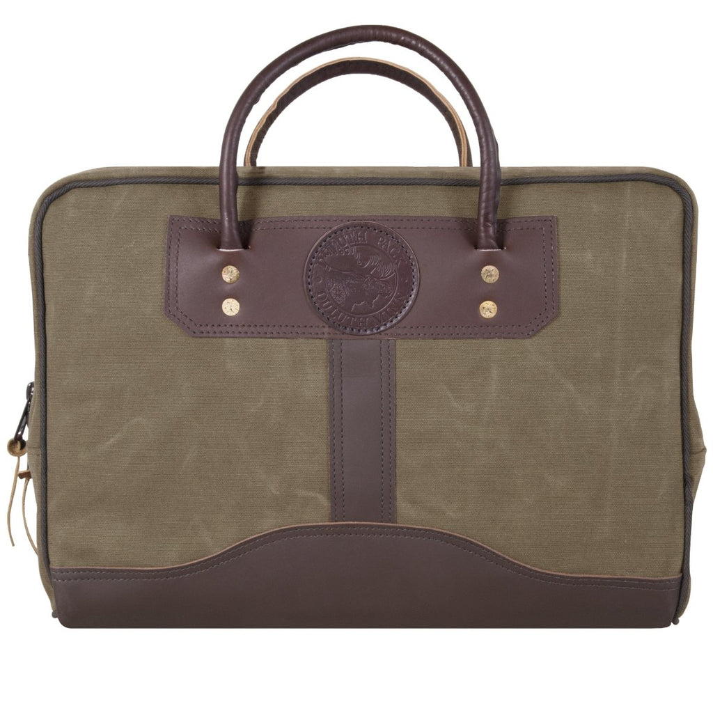 Pistol Carrying Case Gun Case Waxed Khaki - Duluth Pack
