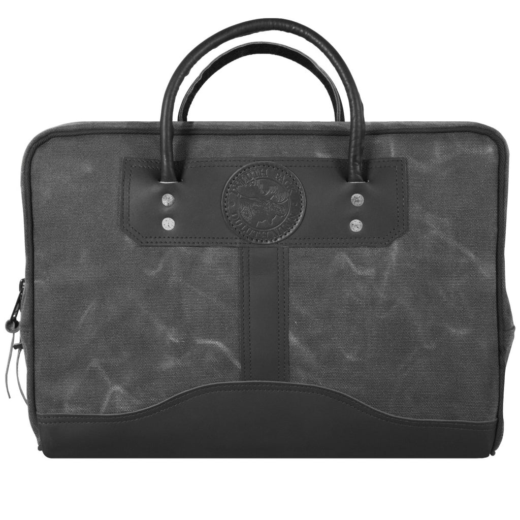 Pistol Carrying Case Gun Case Waxed Grey - Duluth Pack
