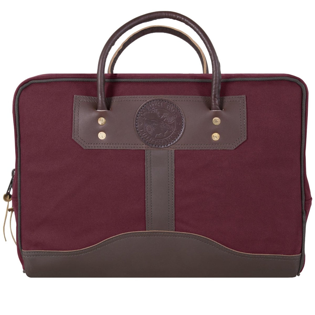 Pistol Carrying Case Gun Case Burgundy - Duluth Pack