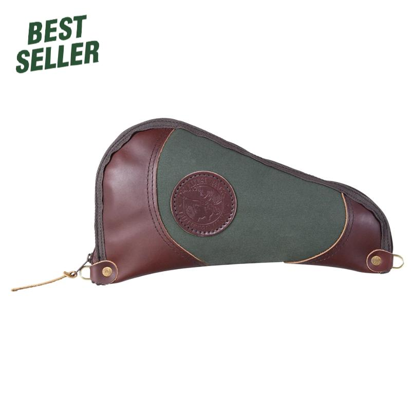 Pistol Rug with Micro-Suede Lining Pistol Case Olive Drab / Mini - Duluth Pack - Made to Order