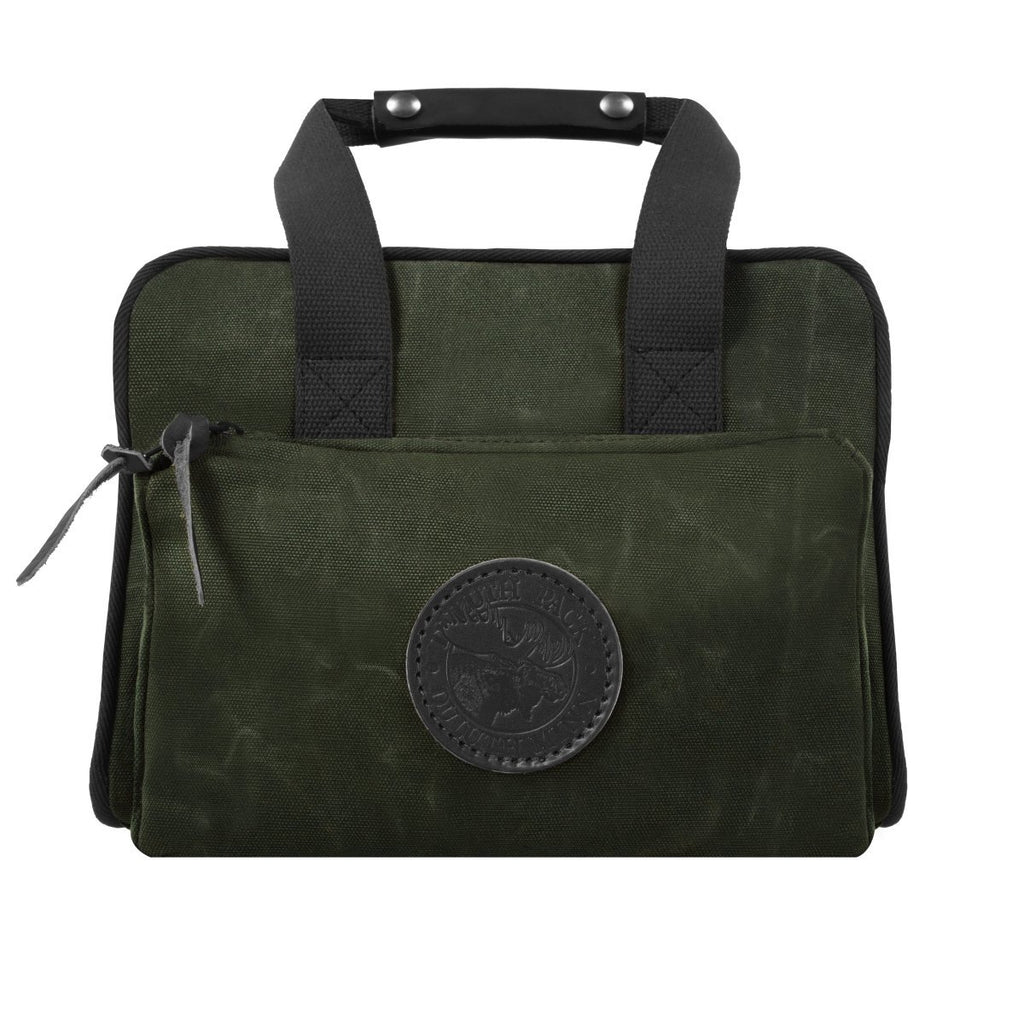 Range Bag Hunting Waxed Olive Drab - Duluth Pack