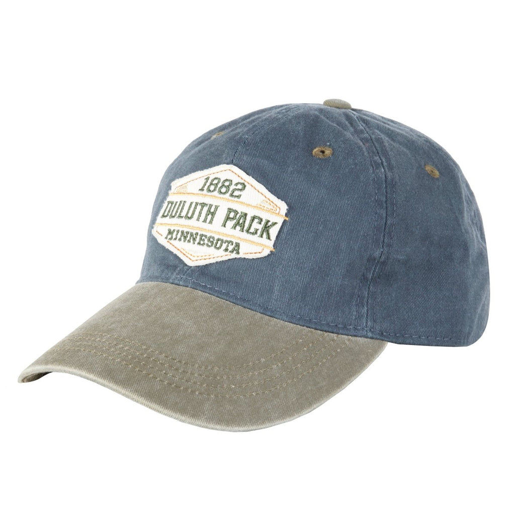 Raw Patch Hat Hat Blue - Duluth Pack Apparel