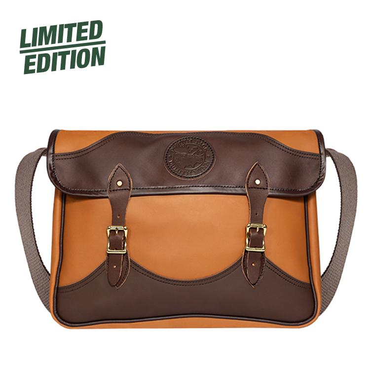 Refined Edition Deluxe Book Bag - Final Sale Sale Cognac - Final Sale - Duluth Pack