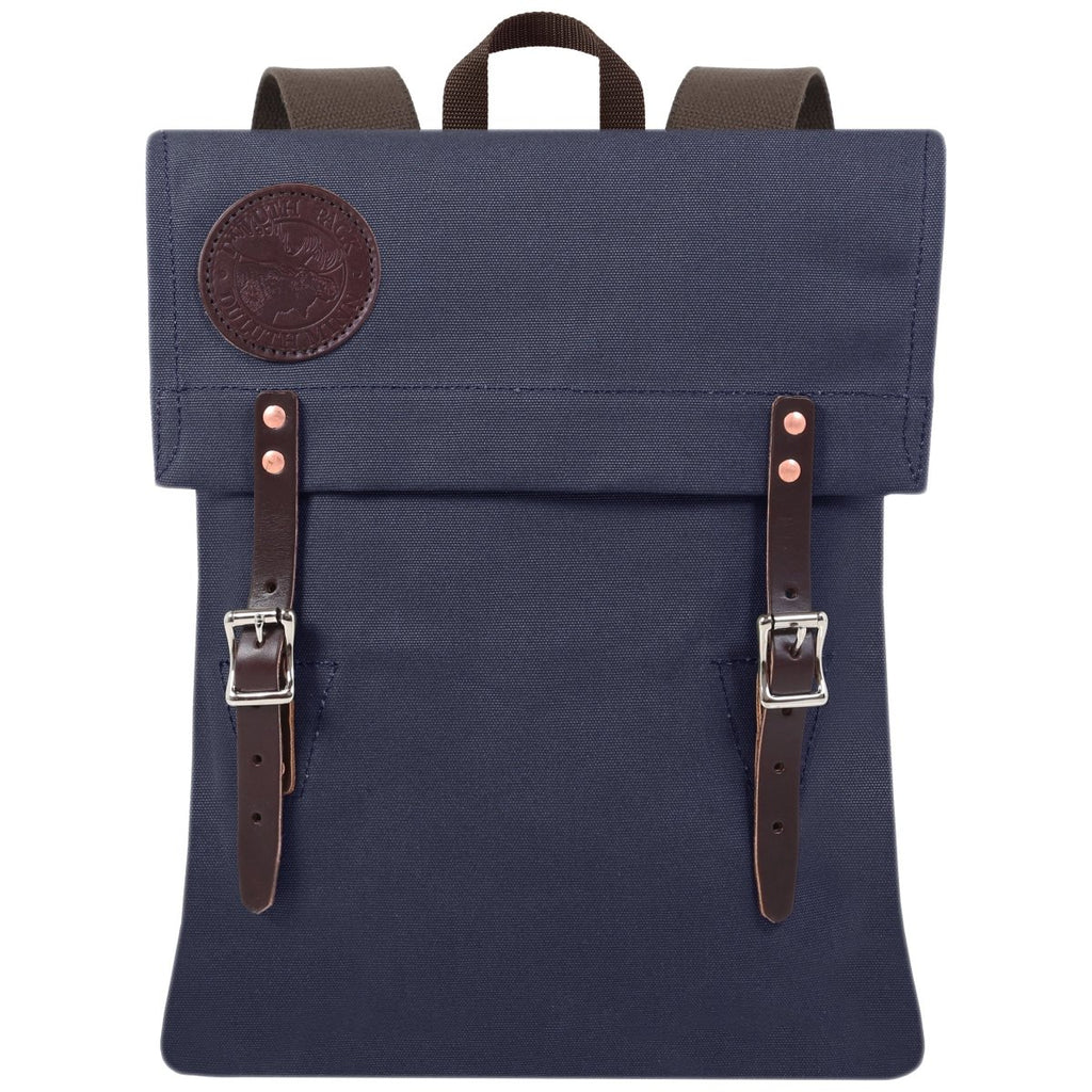 Scout Day Pack Navy - Duluth Pack