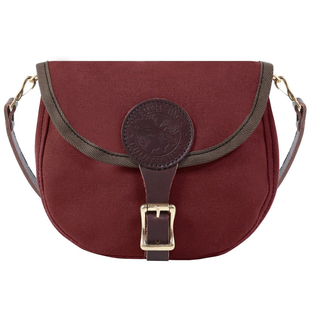 Shell Purse Purse Burgundy / Small - Duluth Pack