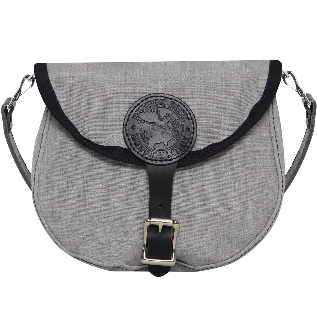 Shell Purse ft. Sunbrella® Fabrics Purse Silica Gravel / Small - Duluth Pack