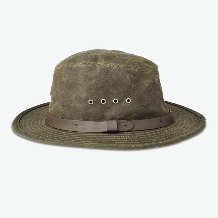 Tin Cloth Packer Hat Hat Otter Green / Large - Filson