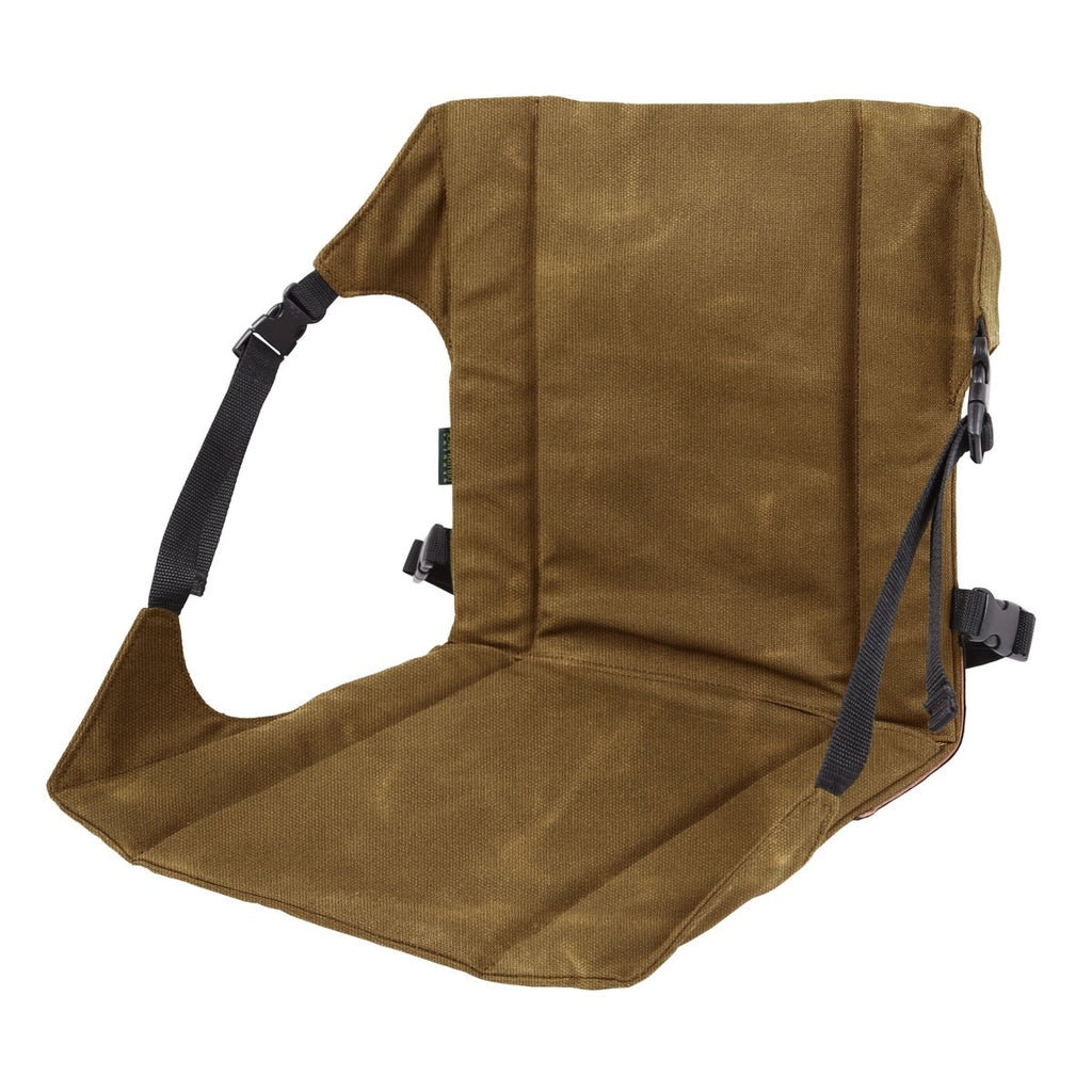 Turkey Chair Hunting Waxed Khaki - Duluth Pack