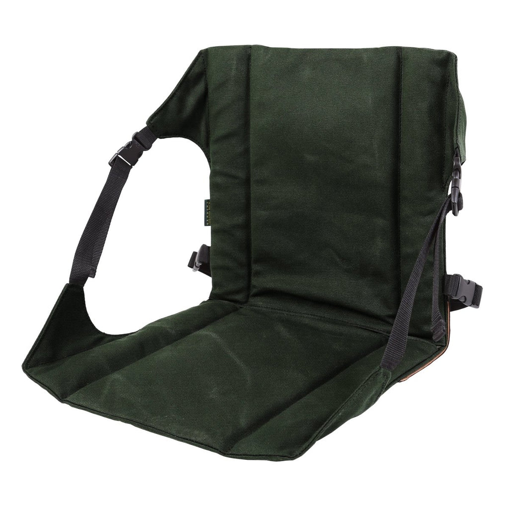 Turkey Chair Hunting Waxed Olive Drab - Duluth Pack